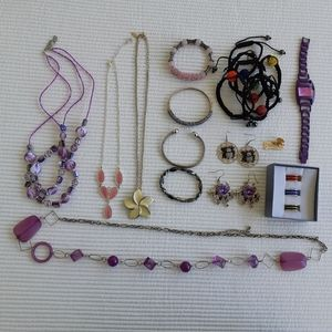 Jewelry Lot Necklaces